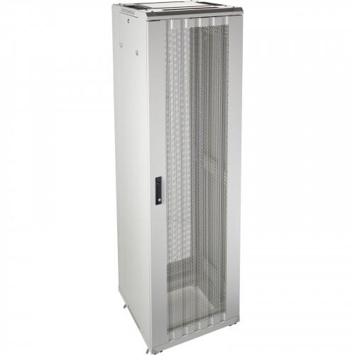 Environ ER600 29U Rack 600x600mm W/Vented (F) D/Vented (R) B/Panels No/Mgmt Grey White