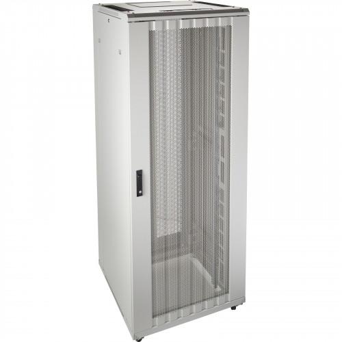 Environ ER800 29U Rack 800x600mm W/Vented (F) D/Vented (R) B/Panels F/Mgmt Grey White