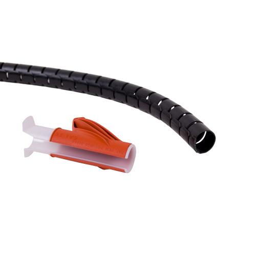 DataFlex 33.733 Addit cable eater ø15 mm/3 m & hand tool 733