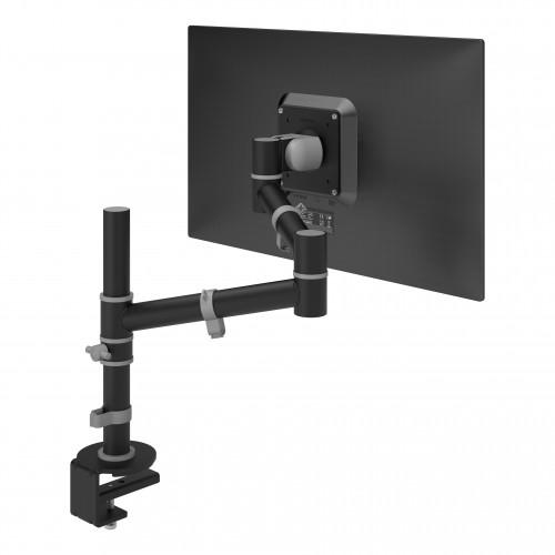 DataFlex 48.123 Viewgo Monitor Arm Desk Mount - Black