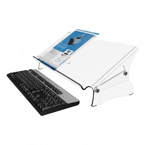 DataFlex 49.410 ErgoDoc Copy Holder HA 410 - Document stand Adjustable
