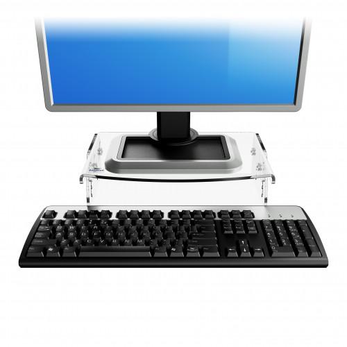 DataFlex 49.550 Addit monitor riser - adjustable 550