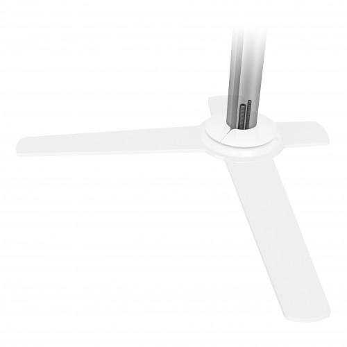 DataFlex 58.010 Viewlite desk plate - option 010