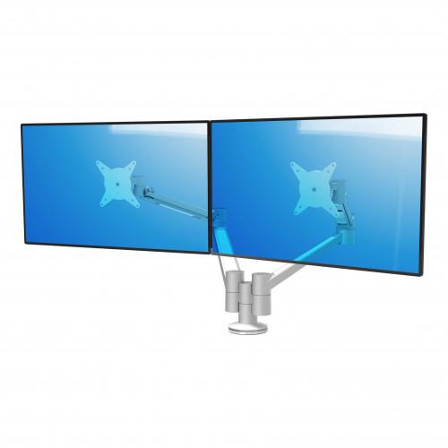 DataFlex 58.652 Viewlite plus monitor arm - desk 652