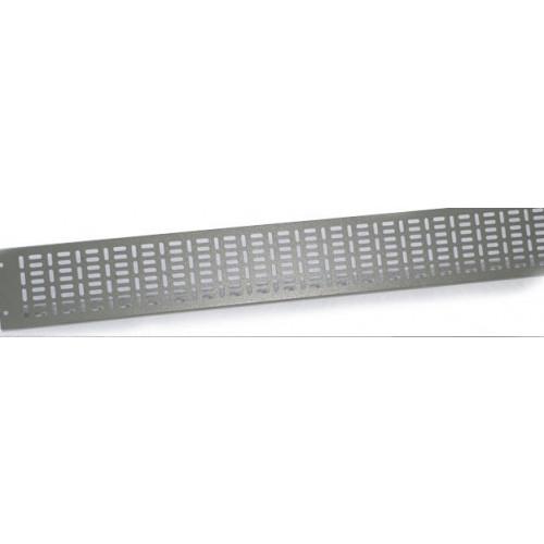 DR-9150 Keyzone9U 150mm wide Cable Tray uPVC. Grey finish