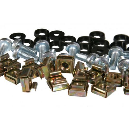DR-CN100 Keyzone Pack of 100 x M6 Fixing Kit