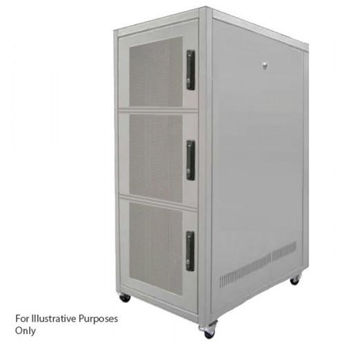 CL4368-3 Keyzone CL4368-3 43U 600mm(W) x 800mm(D) 3 Compartment Co Location Rack