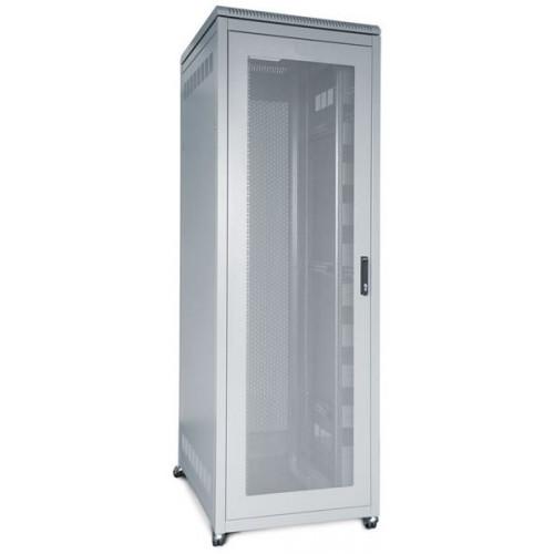Prism CAB27612-SVR PI Server Cabinet 27U 600 Wide X 1200 Deep - Mesh Door
