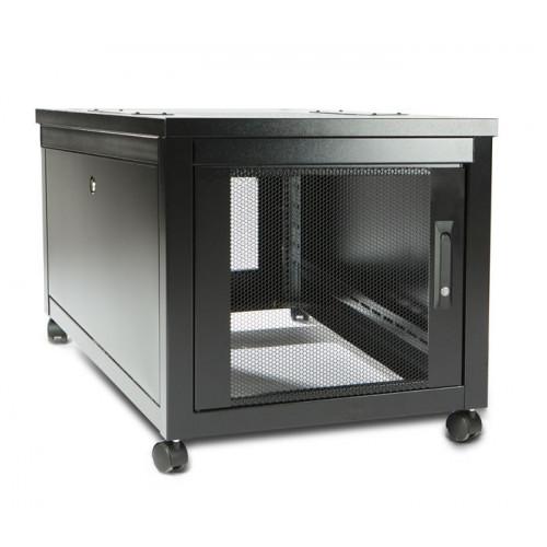 SR9610 Keyzone Server Rack SR9610 - 9U 600mm(W) x 1000mm(D)